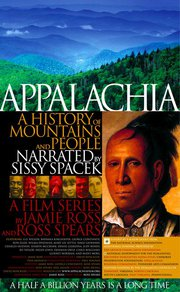 Appalachia: A History of Mountains and People dvd cover
