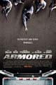 Armored dvd cover