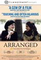 Arranged dvd cover