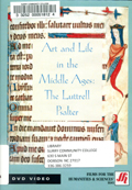 Art and Life in the Middle Ages: the Luttrell psalter dvd cover