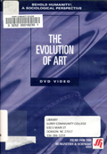 Art (The Evolution of Art) dvd cover