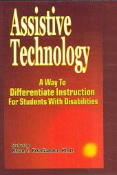 Assistive Technology: A Way to Differentiate Instruction for Students with Disabilities dvd cover