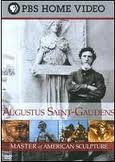 Augustus Saint-Gaudens: Master of American Sculpture dvd cover