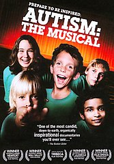 Autism, the Musical dvd cover