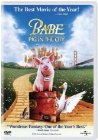 Babe: Pig in the City dvd cover