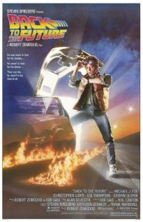 Back to the Future dvd cover