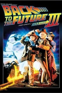 Back to the Future Part III dvd cover