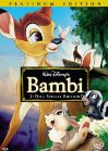 Bambi dvd cover