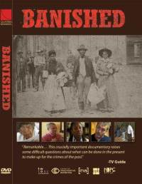 Banished dvd cover