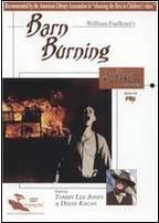Barn Burning dvd cover