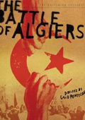 The Battle of Algiers dvd cover