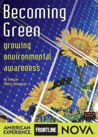Becoming Green: Growing Environmental Awareness dvd cover