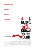 Before the Devil Knows You're Dead dvd cover