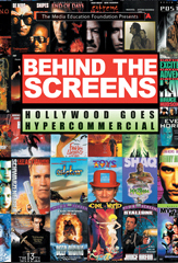Behind the Screens dvd cover