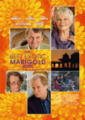 The Best Exotic Marigold Hotel dvd cover