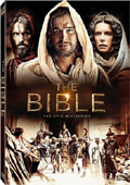 The Bible: The Epic Miniseries dvd cover