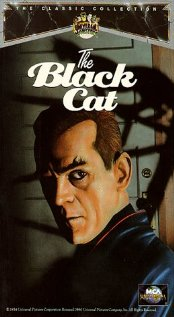 Black Cat dvd cover