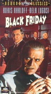 Black Friday dvd cover