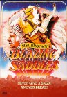 Blazing Saddles dvd cover