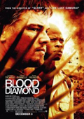 Blood Diamond dvd cover