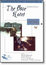 The Blue Hotel dvd cover