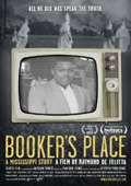 Booker's Place: A Mississippi Story dvd cover