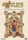 The Book of Kells: The Work of Angels? dvd cover