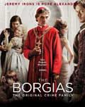 The Borgias: Season 1 dvd cover