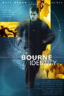Bourne Identity dvd cover