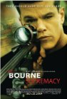 Bourne Supremacy dvd cover