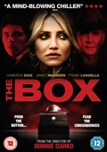 The Box dvd cover