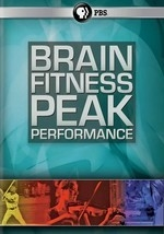 Brain Fitness: Peak Performance dvd cover