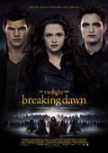 Breaking Dawn, Part 2 dvd cover