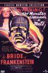 Bride of Frankenstein dvd cover