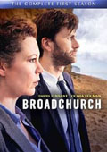 Broadchurch: The Complete First Season dvd cover