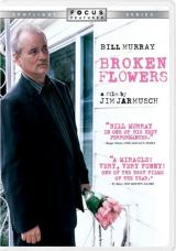 Broken Flowers dvd cover
