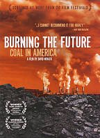 Burning the Future: Coal in America dvd cover