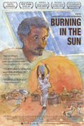 Burning in the Sun dvd cover
