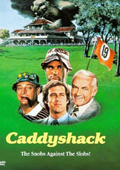 Caddyshack dvd cover