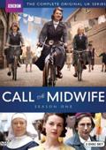 Call the Midwife: Season 1 dvd cover