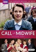 Call the Midwife: Season 2 dvd cover