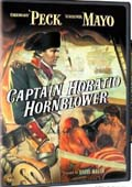 Captain Horatio Hornblower dvd cover