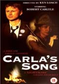 Carla's Song dvd cover