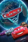 Cars 2 dvd cover