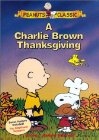 Charlie Brown Thanksgiving dvd cover