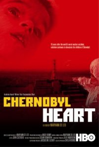 Chernobyl Heart dvd cover