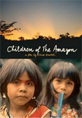 Children of the Amazon dvd cover