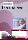 Child Development From Three to Five dvd cover