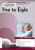 Child Development From Five to Eight dvd cover