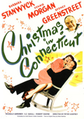 Christmas in Connecticut dvd cover